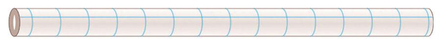 Пленка Silwerhof 383004 для учеб. ПП 80мкм глад. прозр. 450мм x 1м