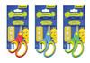 Ножницы Silwerhof 453086 Джинсовая коллекция детские 132мм ручки с резиновой вставкой вид 1