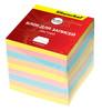 Блок для записей бумажный Silwerhof 702004 90х90х90мм 4цв.в упак. вид 2