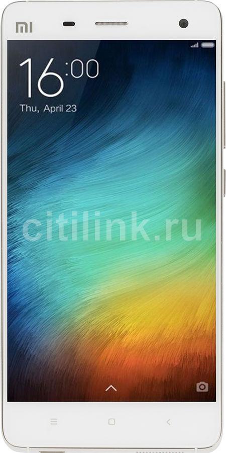 Смартфон XIAOMI MI 4  16Gb, RAM 2Gb/ 16Гб, белый