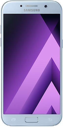 Смартфон SAMSUNG Galaxy A5 (2017) 32Gb,  SM-A520F,  синий