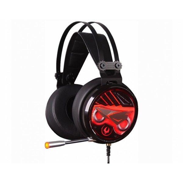 Наушники с микрофоном A4 Bloody M630,  мониторы, черный  / красный