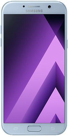 Смартфон SAMSUNG Galaxy A7 (2017) 32Gb,  SM-A720F,  синий