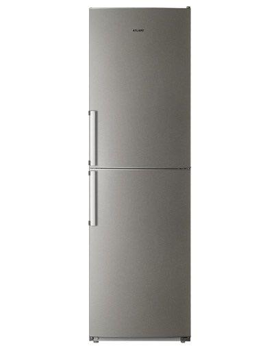 Холодильник АТЛАНТ ХМ 4424-080 N,  двухкамерный,  серебристый