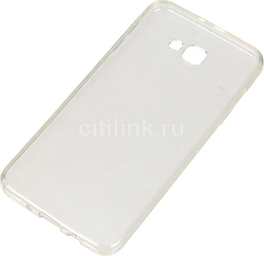 Чехол iBox Crystal Silicone для APPLE iPhone 8 / 7 Transparent