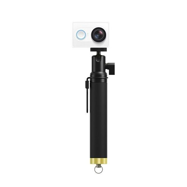 Экшн-камера XIAOMI YI Travel Edition (монопод+пульт),  Full HD 1080p,  WiFi,  белый