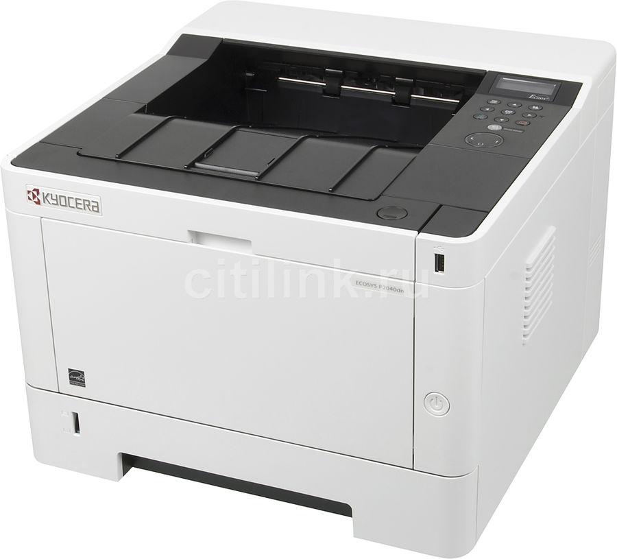 Принтер лазерный Kyocera Ecosys P2040DN (1102RX3NL0) A4 Duplex Net(Б/У)