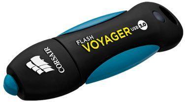 Флешка USB CORSAIR Voyager GO 256Гб, USB3.0, черный [cmfvy3a-256gb]