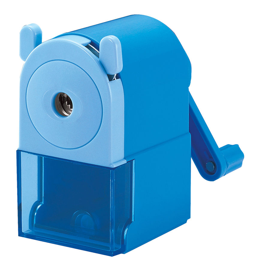 Точилка для карандашей SILWERHOF 194011-02  механическая,  синий