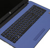 "Ноутбук HP 15-ba611ur, 15.6"", AMD  A6  7310 2ГГц, 6Гб, 500Гб, AMD Radeon  R5 M430 - 2048 Мб, Windows 10, 1LY09EA,  синий вид 9"
