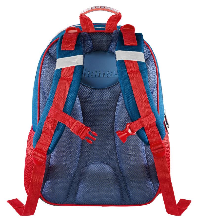 02d9655254f4 Купить Рюкзак Hama MONSTERS синий/красный по выгодной цене в ...