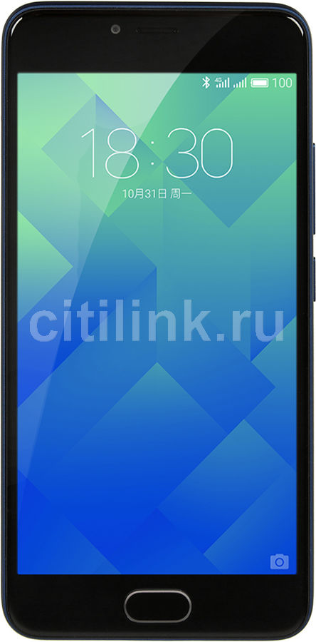 Смартфон MEIZU M5 32Gb,  MH611,  синий