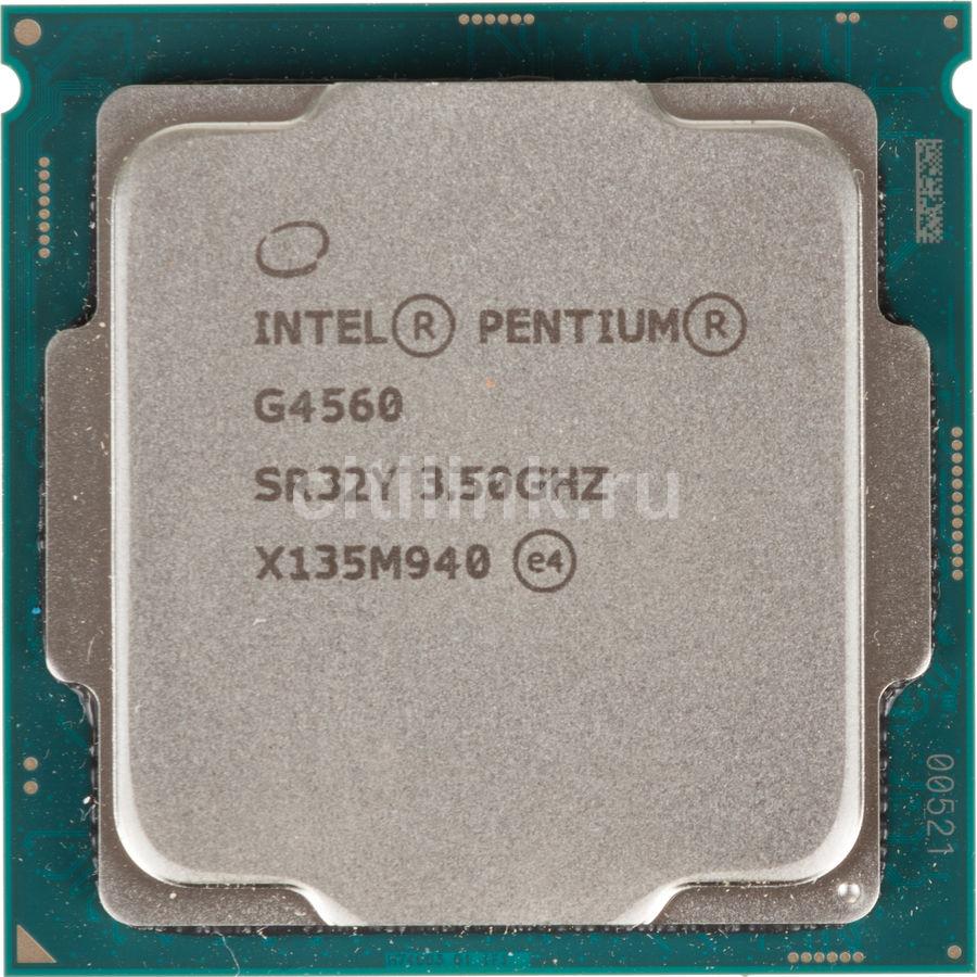 Процессор INTEL Pentium Dual-Core G4560, LGA 1151 OEM