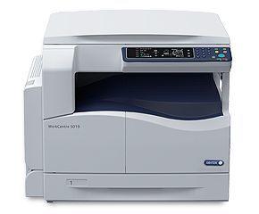 МФУ XEROX WorkCentre WC5021B,  A3,  лазерный,  белый [5021v_b]