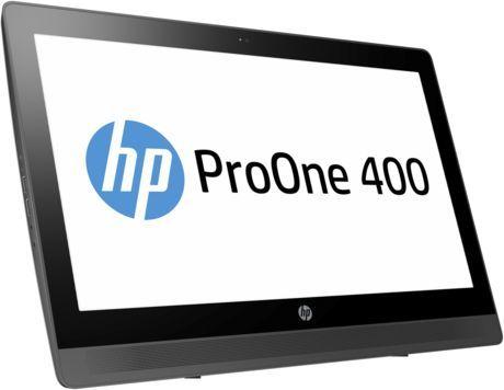 Моноблок HP ProOne 400 G2, Intel Core i3 6100T, 4Гб, 500Гб, Intel HD Graphics 530, DVD-RW, Free DOS 2.0, черный [t4r12ea]