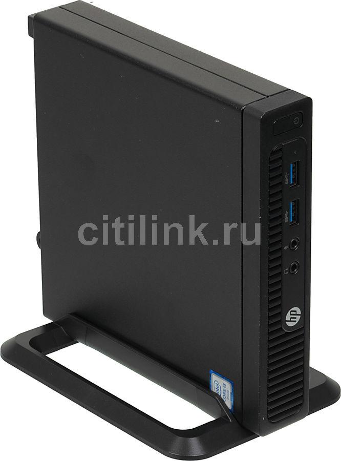 Компьютер  HP 260 G2,  Intel  Core i3  6100U,  DDR4 4Гб, 1000Гб,  Intel HD Graphics 520,  Windows 10 Professional,  черный [1ex72es]