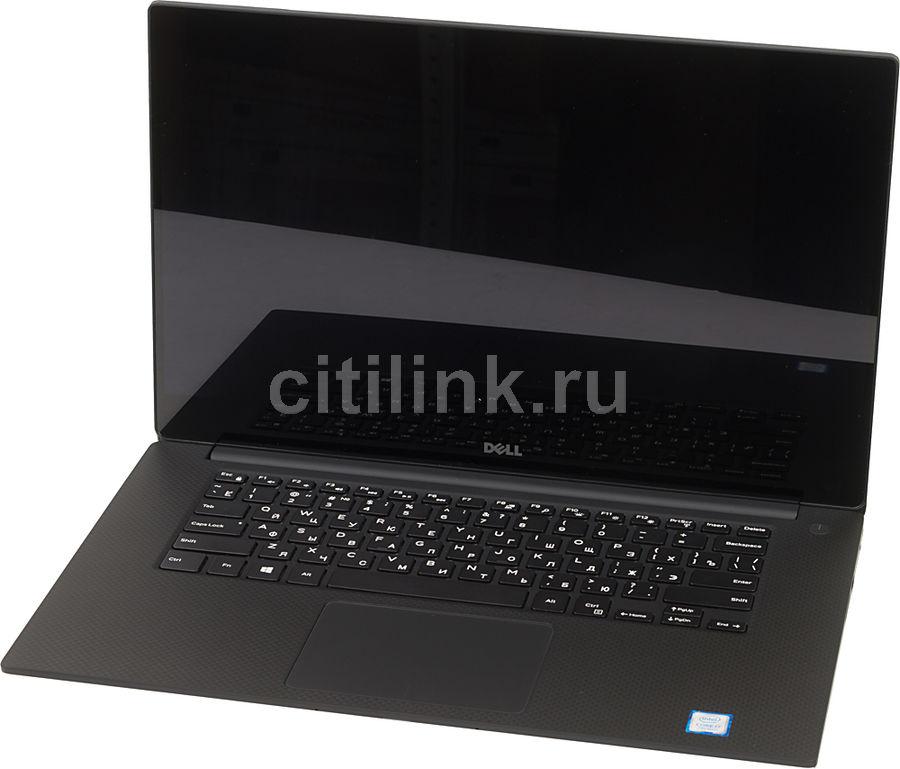 Ноутбук DELL XPS 15, 9560-8968,  серебристый
