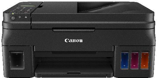 МФУ CANON Pixma G4400, A4, цветной, струйный, черный [1515c009]