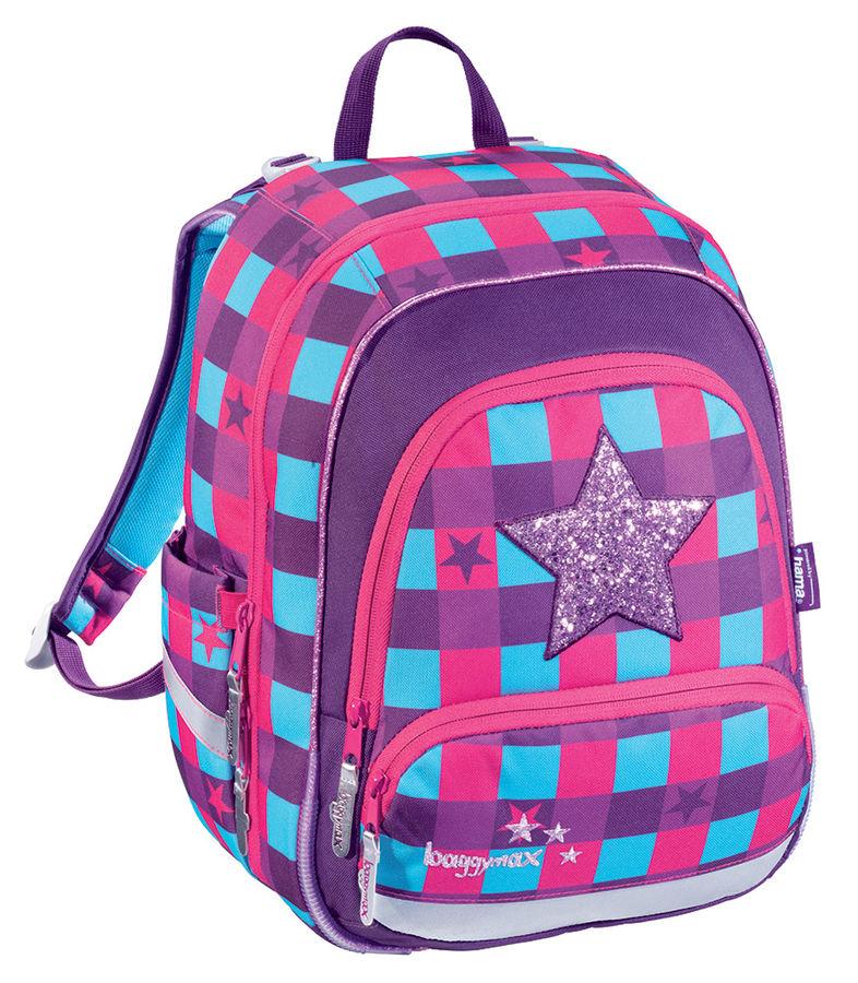 Ранец Step By Step BaggyMax Speedy розовый Pink Star [00138533]
