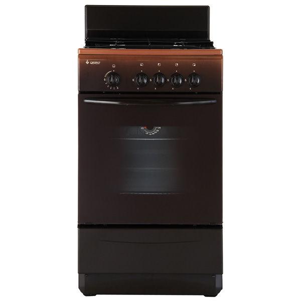 Газовая плита GEFEST ПГ 3200-08 К86 духовка,  коричневый