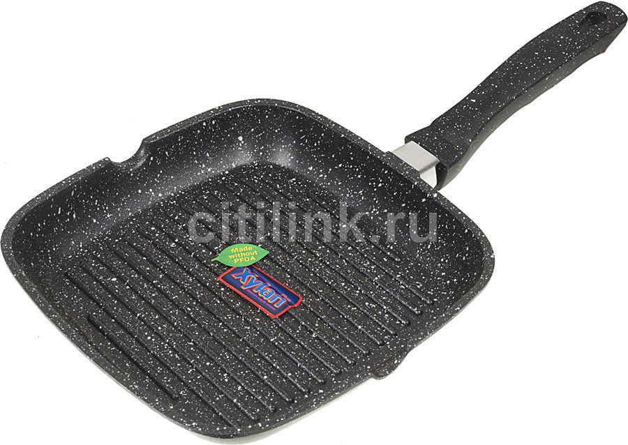 Сковорода-гриль SUPRA Katai SAD-K2424G, 24x24см, без крышки,  темно-серый