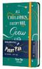 Блокнот Moleskine Limited Edition PETER PAN Pocket 90x140мм 192стр. линейка Indians [lepn01amm710] вид 1