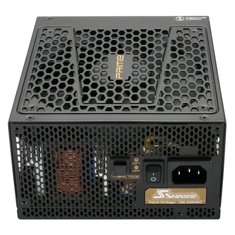 Блок питания SEASONIC PRIME GOLD SSR-1200GD,  1200Вт,  135мм,  черный, retail