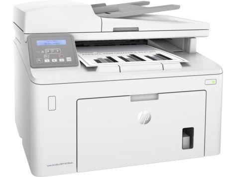 МФУ HP LaserJet Ultra MFP M230sdn RU,  + 3 картриджа,  A4,  лазерный,  белый [g3q76a]