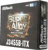 Материнская плата ASROCK J3455B-ITX mini-ITX, Ret вид 7
