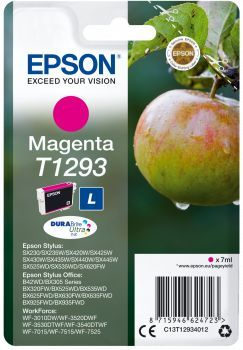 Картридж EPSON T1293 пурпурный [c13t12934012]