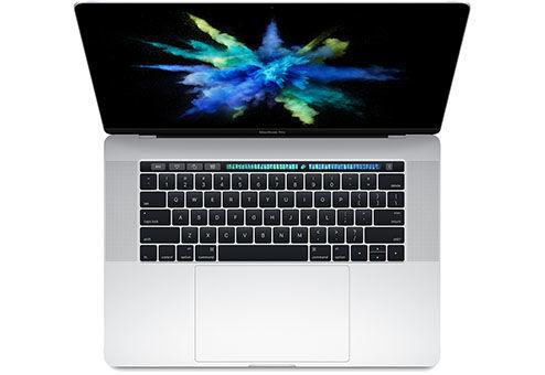 "Ноутбук APPLE MacBook Pro MLW82RU/A, 15.4"", Intel  Core i7  6820HQ 2.7ГГц, 16Гб, 512Гб SSD,  AMD Radeon Pro  455 - 2048 Мб, Mac OS Sierra, MLW82RU/A,  серебристый"