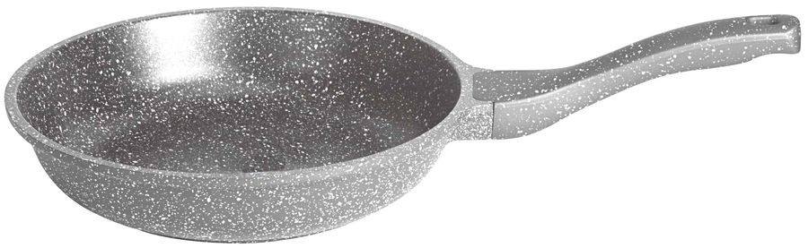Сковорода SUPRA Tedory SAD-T262F, 26см, без крышки,  темно-серый [sad-t262f marble]