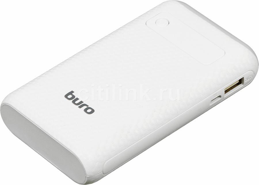Внешний аккумулятор BURO RC-7500A-W,  белый