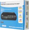 Ресивер DVB-T2 BBK SMP022HDT2,  темно-серый вид 11