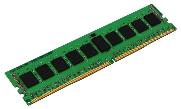 Память DDR4 Kingston KVR24R17D8/16 16Gb DIMM ECC Reg PC4-17000 CL17 2400MHz