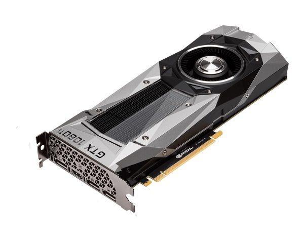 Видеокарта MSI GeForce GTX 1080Ti,  GTX 1080 TI FOUNDERS EDITION,  11Гб, GDDR5X, Ret