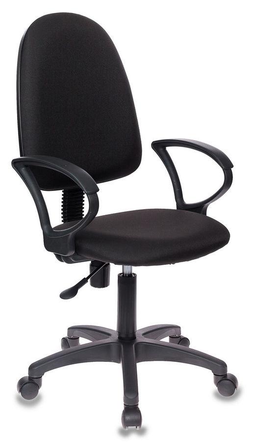 Кресло БЮРОКРАТ CH-1300, черный купить по цене 2050 рублей в интернет-магазине СИТИЛИНК