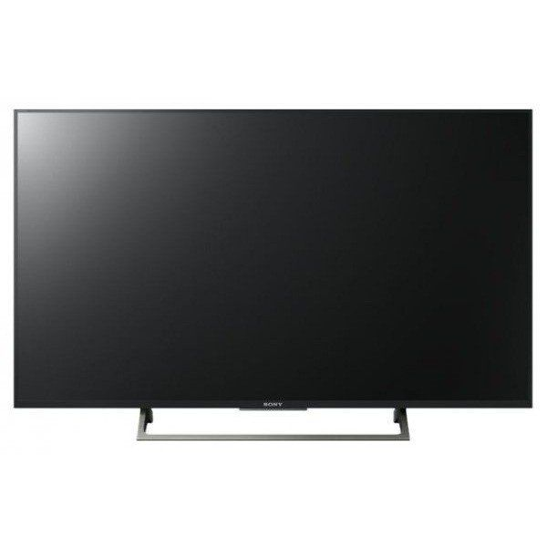 """LED телевизор SONY KD43XE8096BR2  43"""", Ultra HD 4K (2160p),  черный/ серебристый"""