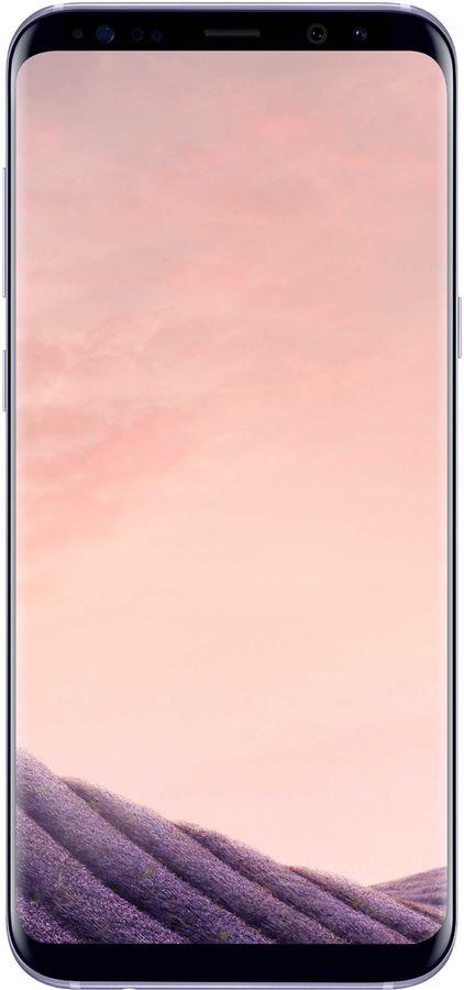 Смартфон SAMSUNG Galaxy S8+ SM-G955F  аметист
