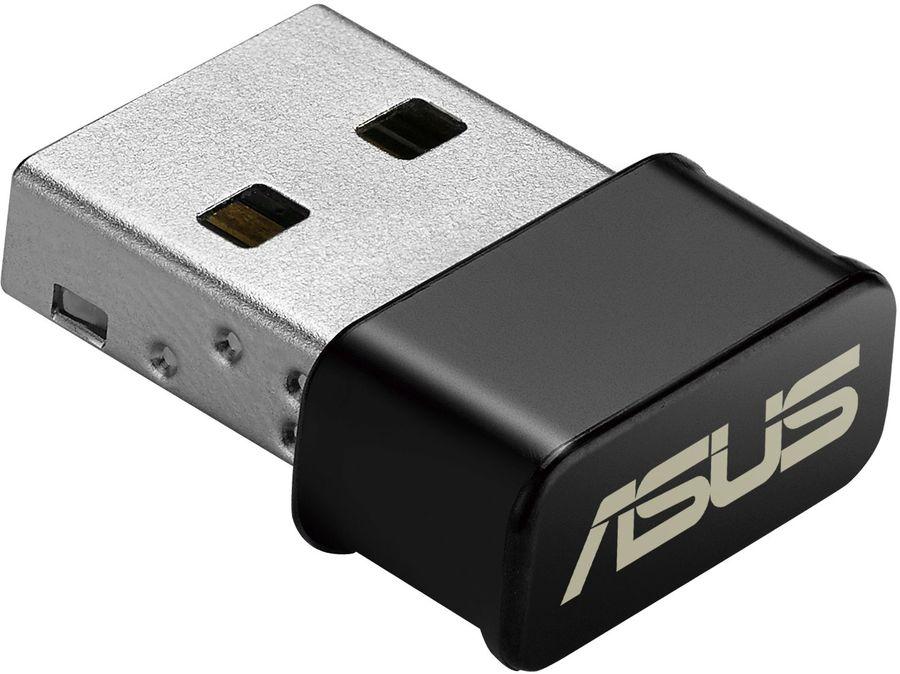 Сетевой адаптер WiFi ASUS USB-AC53 Nano USB 2.0