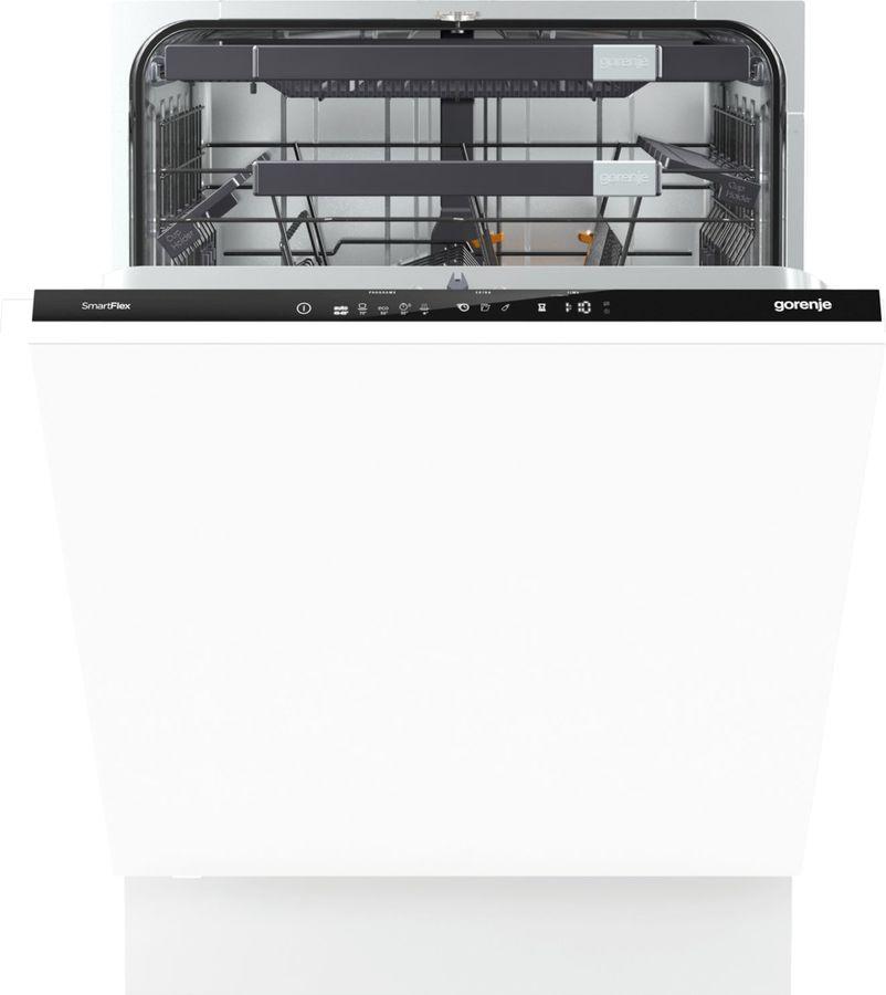 Посудомоечная машина полноразмерная GORENJE GV66260,  белый