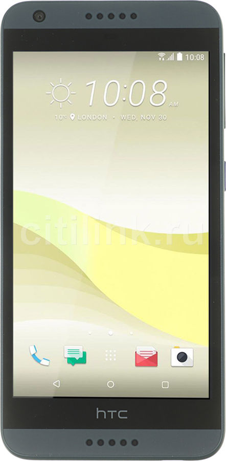 Смартфон HTC Desire 650  темно-серый