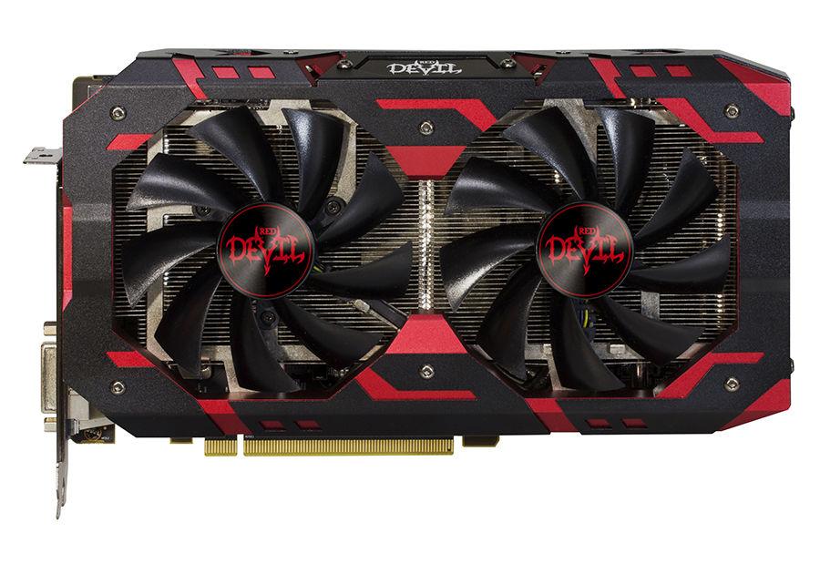 Видеокарта POWERCOLOR Radeon RX 580,  AXRX 580 8GBD5-3DHG/OC,  8Гб, GDDR5, OC,  Ret