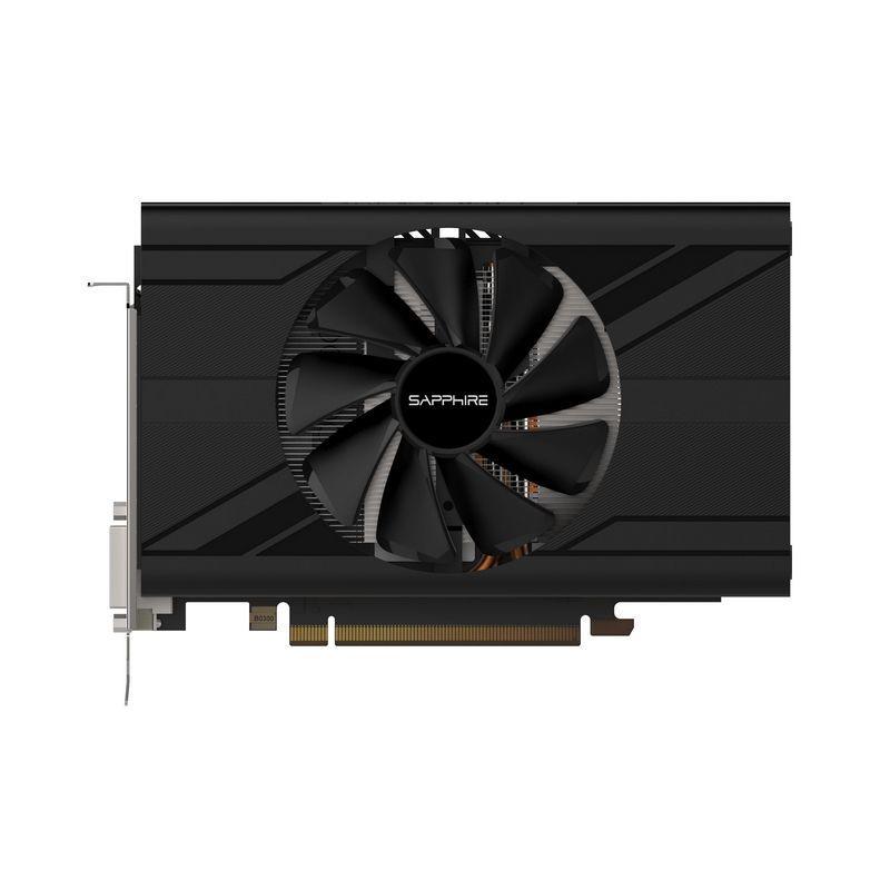 Видеокарта SAPPHIRE AMD  Radeon RX 570 ,  11266-06-20G PULSE RX 570 4G ITX,  4Гб, GDDR5, Ret