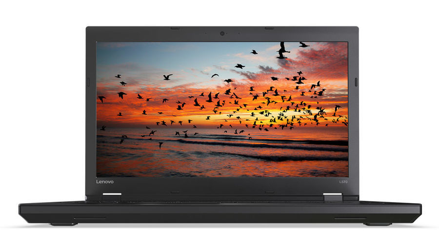 "Ноутбук LENOVO ThinkPad L570, 15.6"", Intel  Core i5  7200U 2.5ГГц, 4Гб, 1000Гб, Intel HD Graphics  620, DVD-RW, noOS, 20J8002DRT,  черный"