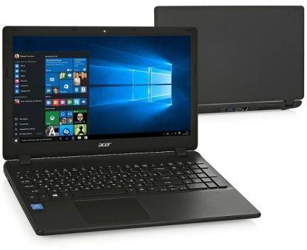 """Ноутбук ACER Extensa EX2540-51C1, 15.6"""", Intel  Core i5  7200U 2.5ГГц, 8Гб, 2Тб, Intel HD Graphics  620, Windows 10, NX.EFHER.013,  черный"""