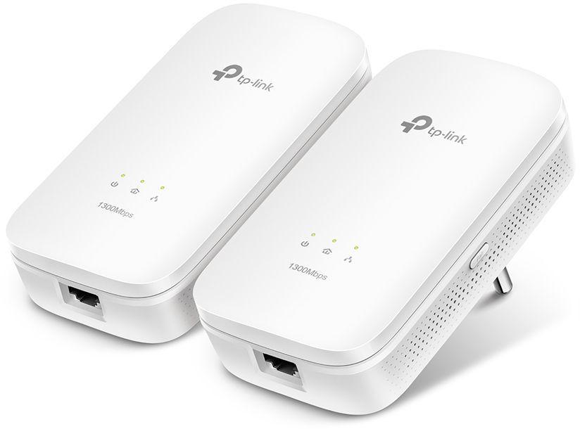 Сетевой адаптер PowerLine TP-LINK TL-PA8010 KIT Ethernet