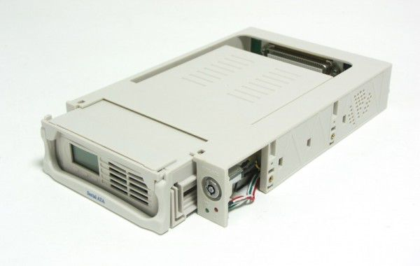 Mobile rack (салазки) для  HDD AGESTAR TMR-SATA(KW)-2F, белый