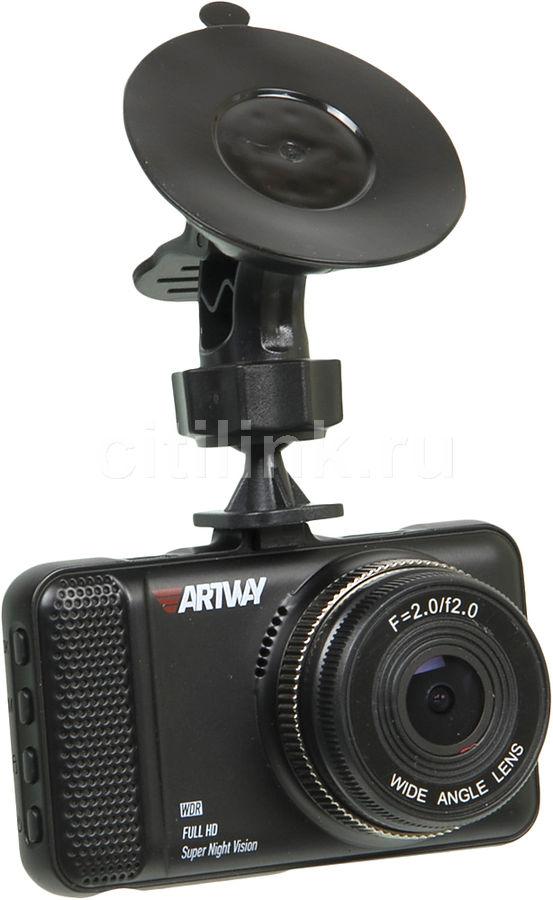Видеорегистратор ARTWAY AV-391 черный