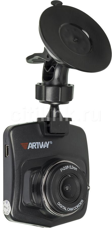 Видеорегистратор ARTWAY AV-510 черный
